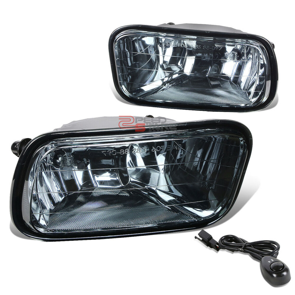 medium resolution of details about for 09 12 dodge ram 1500 3500 truck tint bumper fog light lamp switch left right