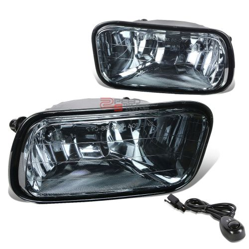 small resolution of details about for 09 12 dodge ram 1500 3500 truck tint bumper fog light lamp switch left right