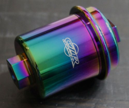small resolution of czrracing high flow washable fuel filter for nissan 240sx s13 s14 neo chrome ebay