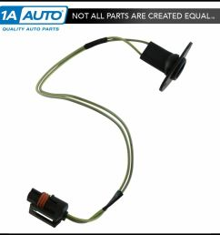 details about dorman license plate light wire harness rear for dodge ram 1500 2500 3500 [ 1000 x 1000 Pixel ]