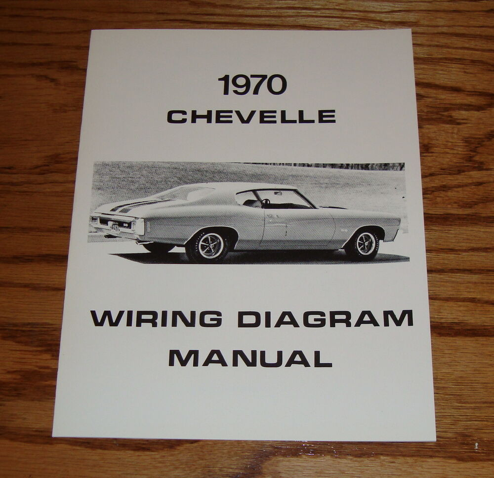 1970 Chevelle Heater Wiring Diagrams