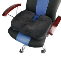 Comfort Memory Foam Seat Lumbar Cushion Office Chair Pads
