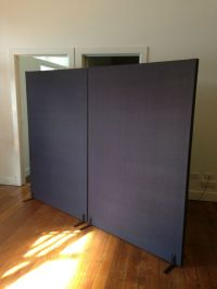 New Partition,Screen, Office divider, temporary wall | eBay