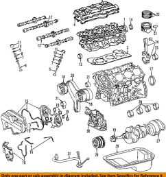 details about toyota oem 95 04 tacoma engine valve cover 1120162040 [ 871 x 1000 Pixel ]