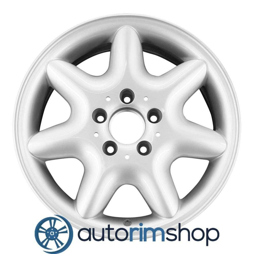 hight resolution of details about mercedes c240 c320 2001 2002 2003 2004 16 factory oem wheel rim