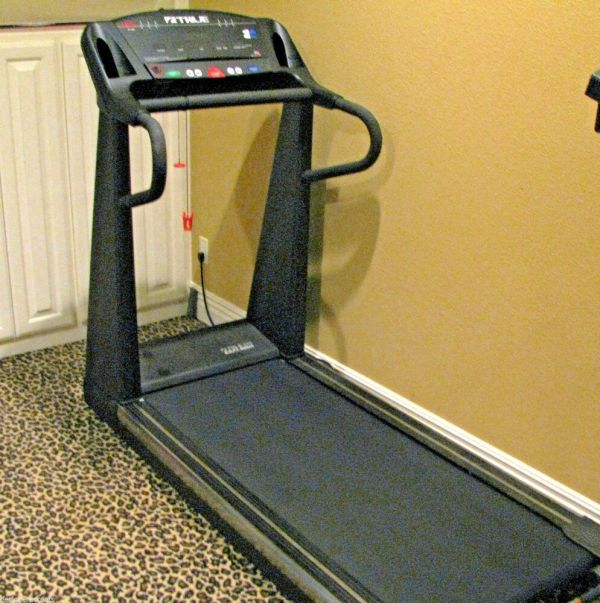 True Fitness 540 Hrc Treadmill Soft Select High End