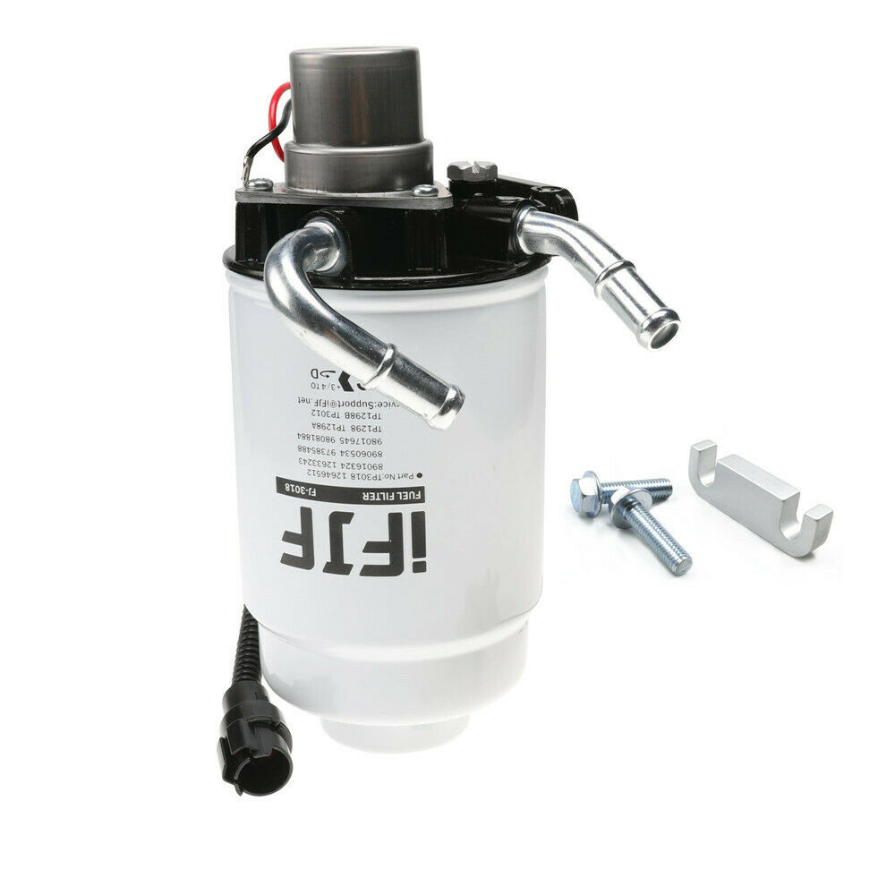 medium resolution of details about diesel tp3018 filter housing complete with head for 04 13 chevrolet gmc duramax