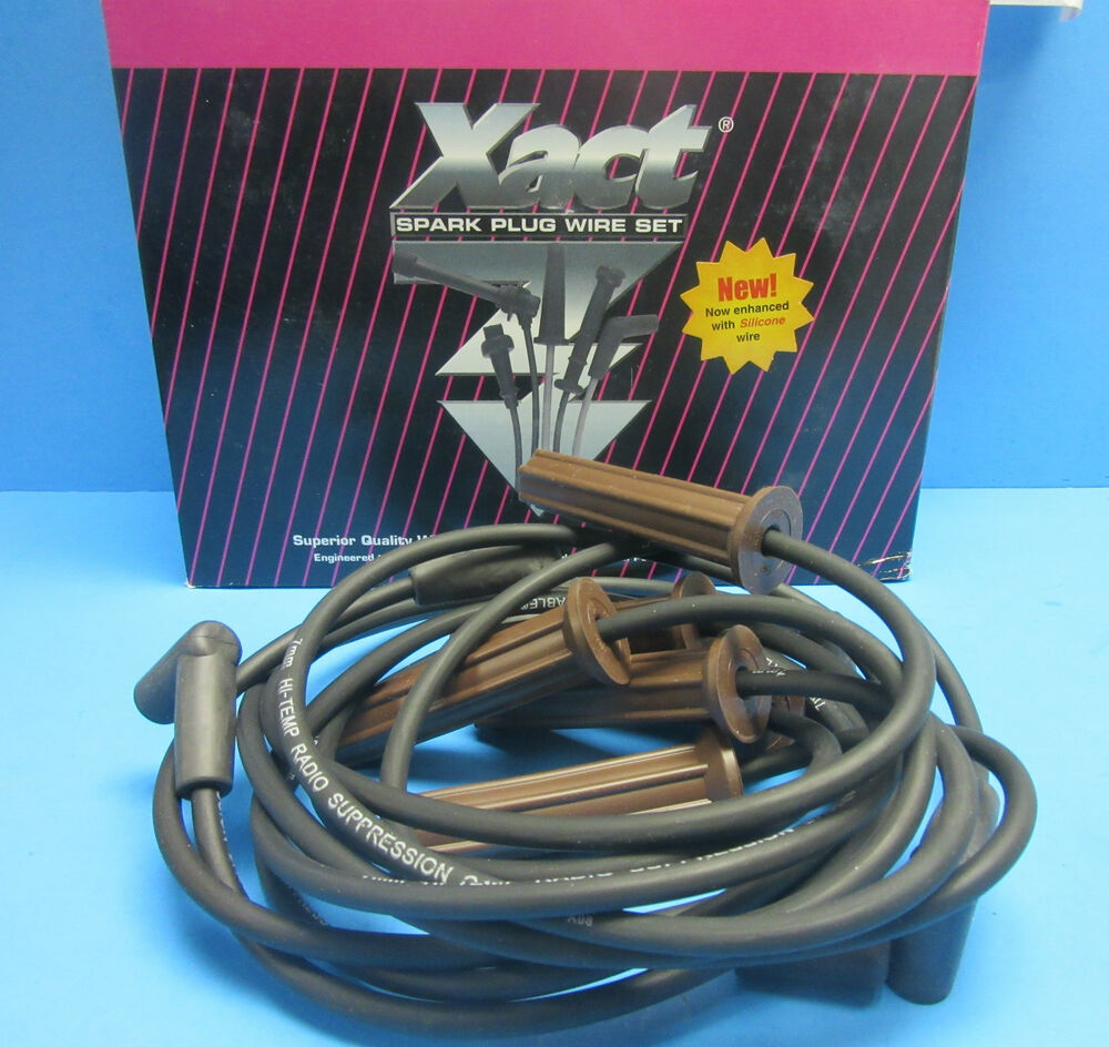 hight resolution of details about premium spark plug wire set replace oem 88862391 3 1l 3 4l v6 expedited