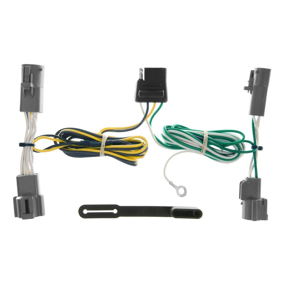 medium resolution of details about trailer connector kit custom wiring harness fits 89 91 ford bronco