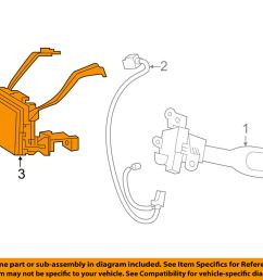 details about toyota oem 15 16 camry cruise control speed control sensor 8821033090 [ 1000 x 798 Pixel ]