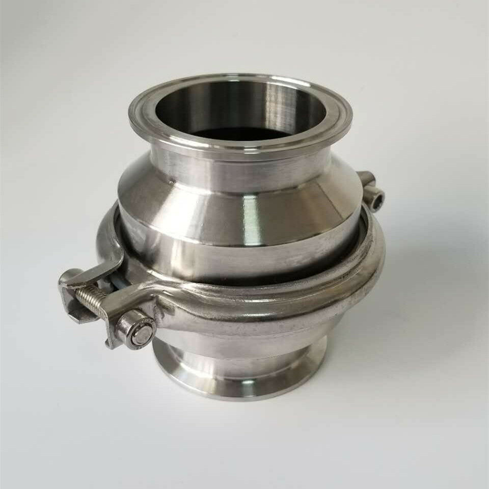 hight resolution of details about 3 1 2 stainless steel 304 tri clamp sanitary flame arrester pipe fire filter