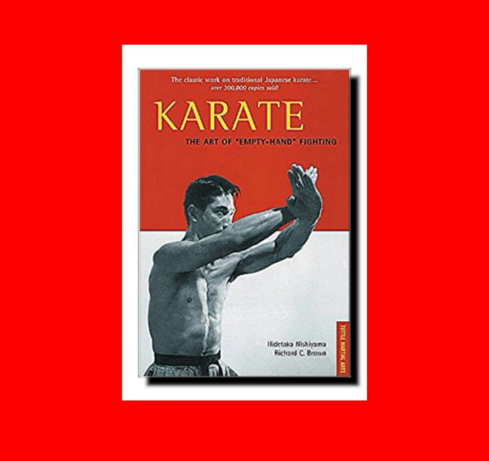 medium resolution of detalles acerca de libro de karate el arte marcial de manos vac as lucha master techniques teor a mo mostrar t tulo original