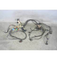details about bmw e83 x3 sav n52 late model engine wiring harness for auto trans 2007 2010 oem [ 1000 x 1000 Pixel ]