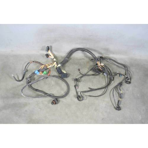 small resolution of details about bmw e83 x3 sav n52 late model engine wiring harness for auto trans 2007 2010 oem
