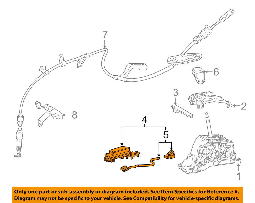 medium resolution of details about toyota oem 2018 camry center console shift indicator 3597806230