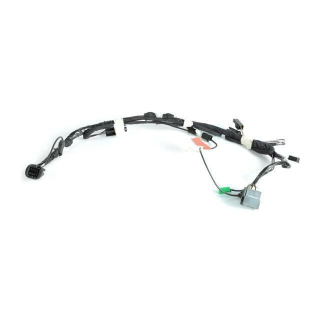 Omix-ADA Liftgate Wiring Harness, Power Locks; 94-96 Jeep