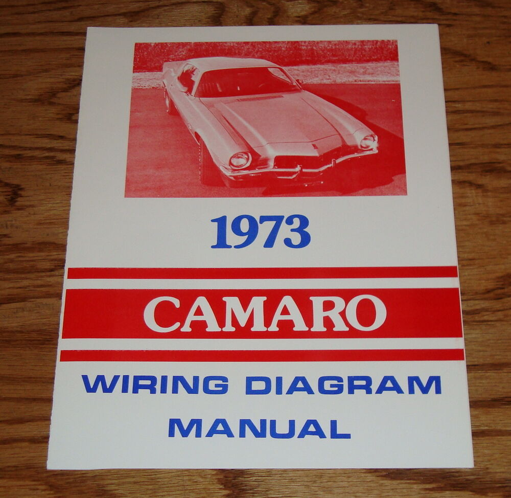 hight resolution of details about 1973 chevrolet camaro wiring diagram manual 73 chevy