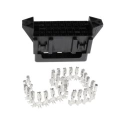 details about car part motorcycle 14 way medium relay blade fuse box holder terminals [ 1000 x 1000 Pixel ]