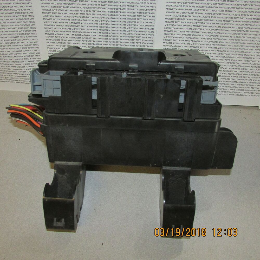 medium resolution of details about engine fuse box trailblazer 2002 2003 0316201825