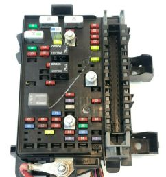 details about cabin fuse box olds bravada 2003 0601201737 [ 1000 x 1000 Pixel ]