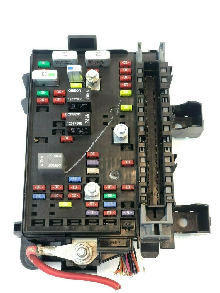 hight resolution of details about cabin fuse box olds bravada 2003 0601201737