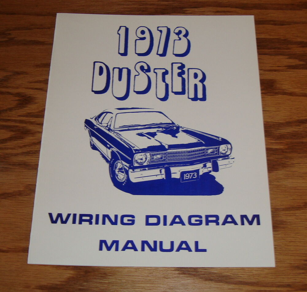 medium resolution of details about 1973 plymouth duster wiring diagram manual 73