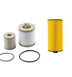 details about diesel oil fuel filter kit fd4616 2016 for 2003 2007 ford 6 0l powerstroke [ 1000 x 1000 Pixel ]
