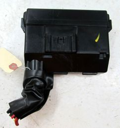 details about 2009 2013 infiniti g37 convertible oem right front engine bay fuse relay box [ 946 x 1000 Pixel ]
