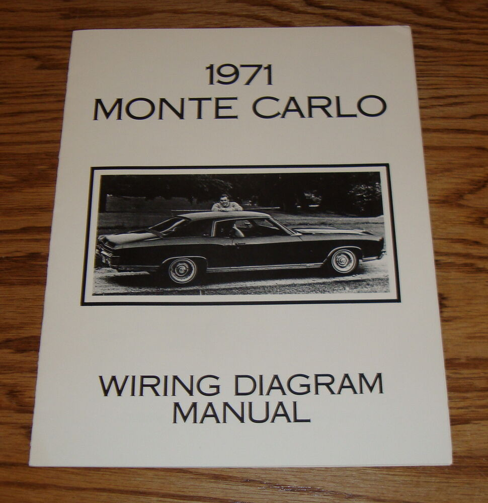 hight resolution of details about 1971 chevrolet monte carlo wiring diagram manual 71 chevy