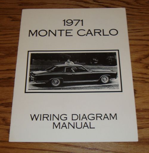 small resolution of details about 1971 chevrolet monte carlo wiring diagram manual 71 chevy