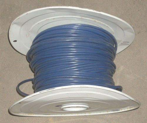 small resolution of details about 10 awg blue machine tool wire white roll copper electrical wire 16 74 lbs