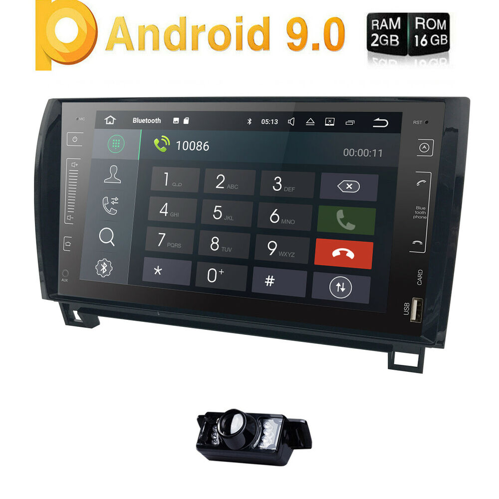 hight resolution of details about for toyota tundra sequoia 2008 2013 9 android 8 1 car radio stereo gps indash