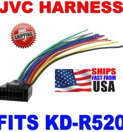 details about 2010 jvc wire harness 16 pin harness kd r520 kdr520 [ 1000 x 1000 Pixel ]