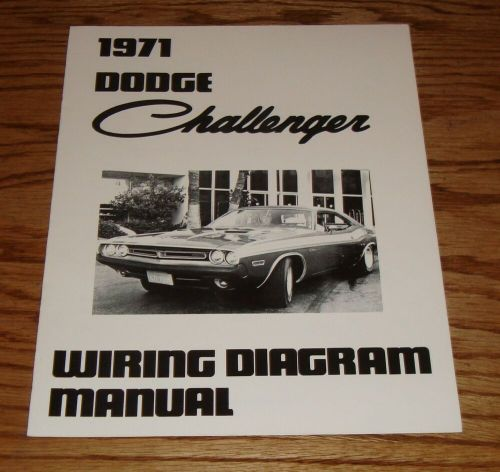small resolution of dodge challenger wiring diagram