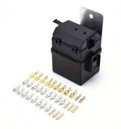 details about fuse box auto 2 relay block holders 8 road fit for car trunk atv insurance [ 1000 x 1000 Pixel ]