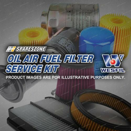 small resolution of details about wesfil oil air fuel filter service kit for hyundai santa fe dm 2 4l 09 12 on