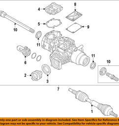 details about chrysler oem rear axle carrier 68306795aa [ 985 x 1000 Pixel ]