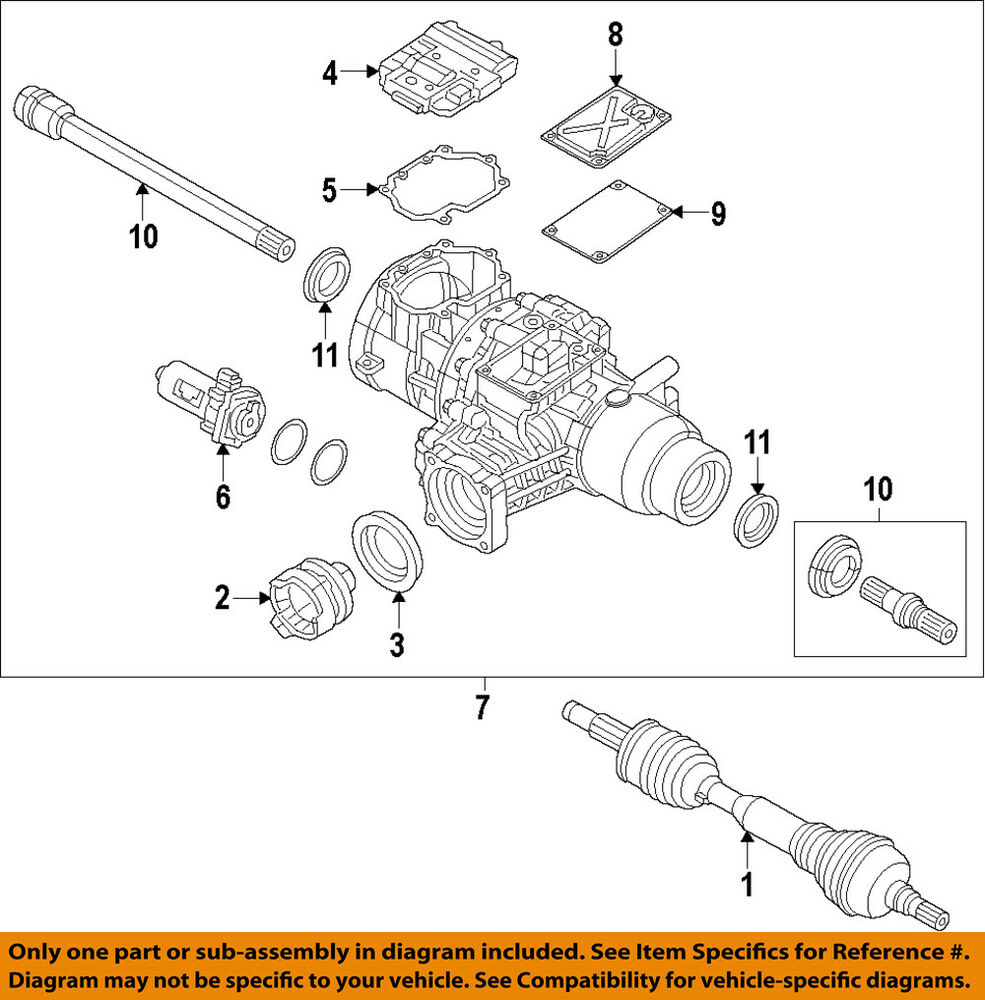 medium resolution of details about chrysler oem rear axle carrier 68306795aa