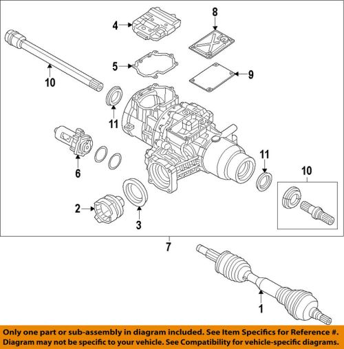 small resolution of details about chrysler oem rear axle carrier 68306795aa