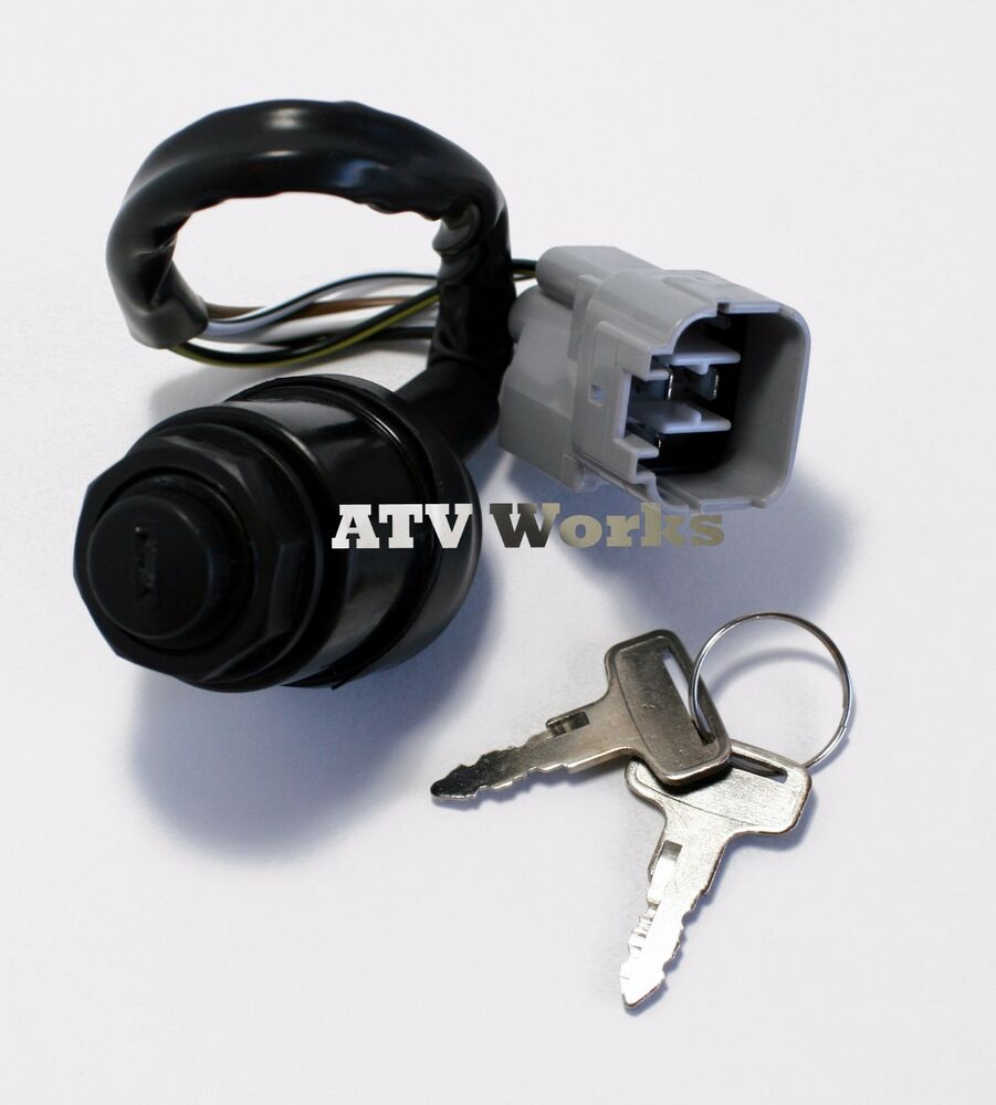hight resolution of details about kawasaki mule 3000 3010 3020 ignition switch replaces oem 27005 1244