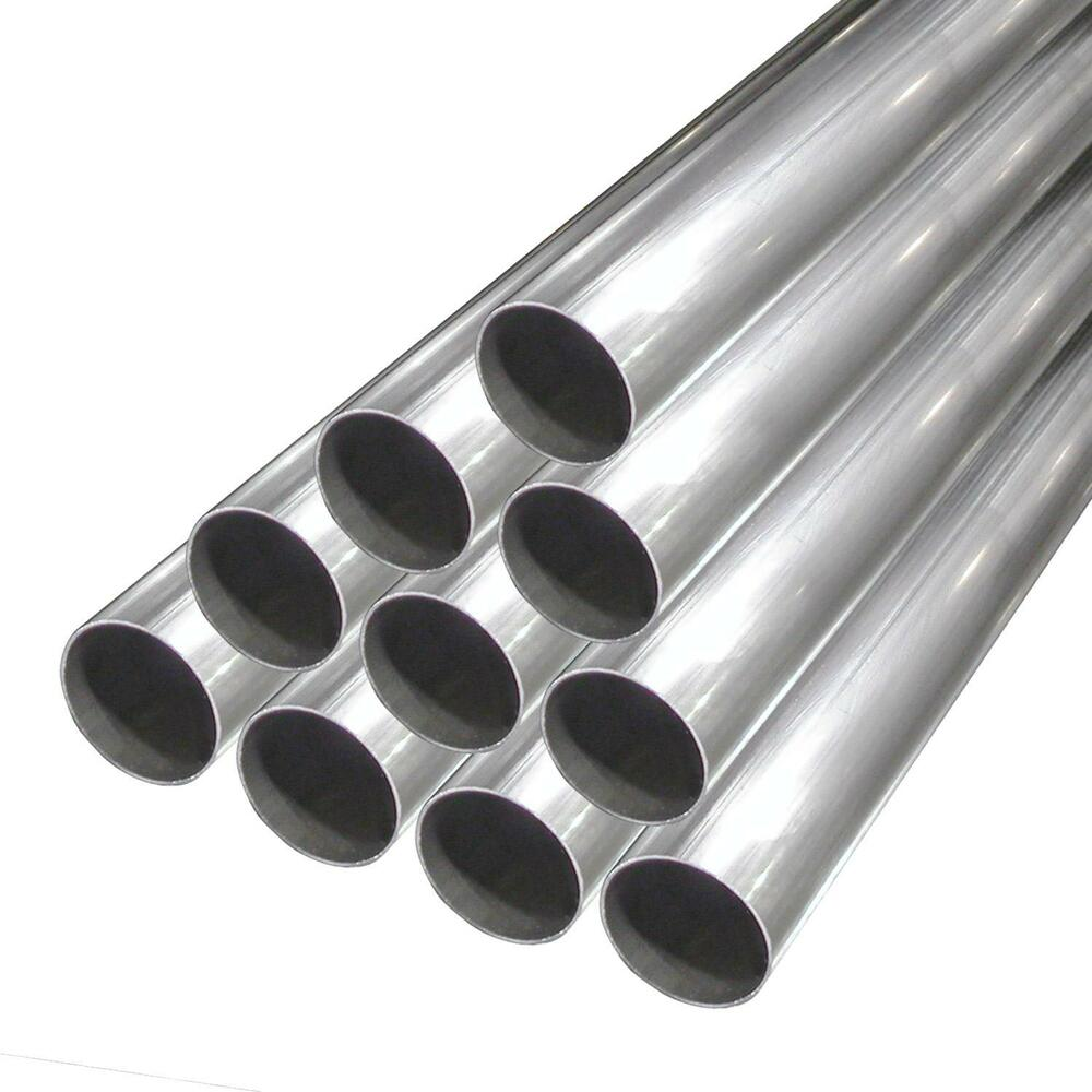 "Stainless Works 5"" 304 Stainless Steel OD Tubing .065 Wall"