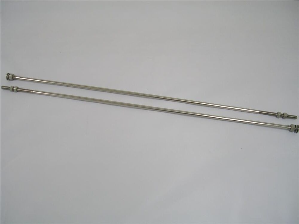 Ford Radiator Support Rods