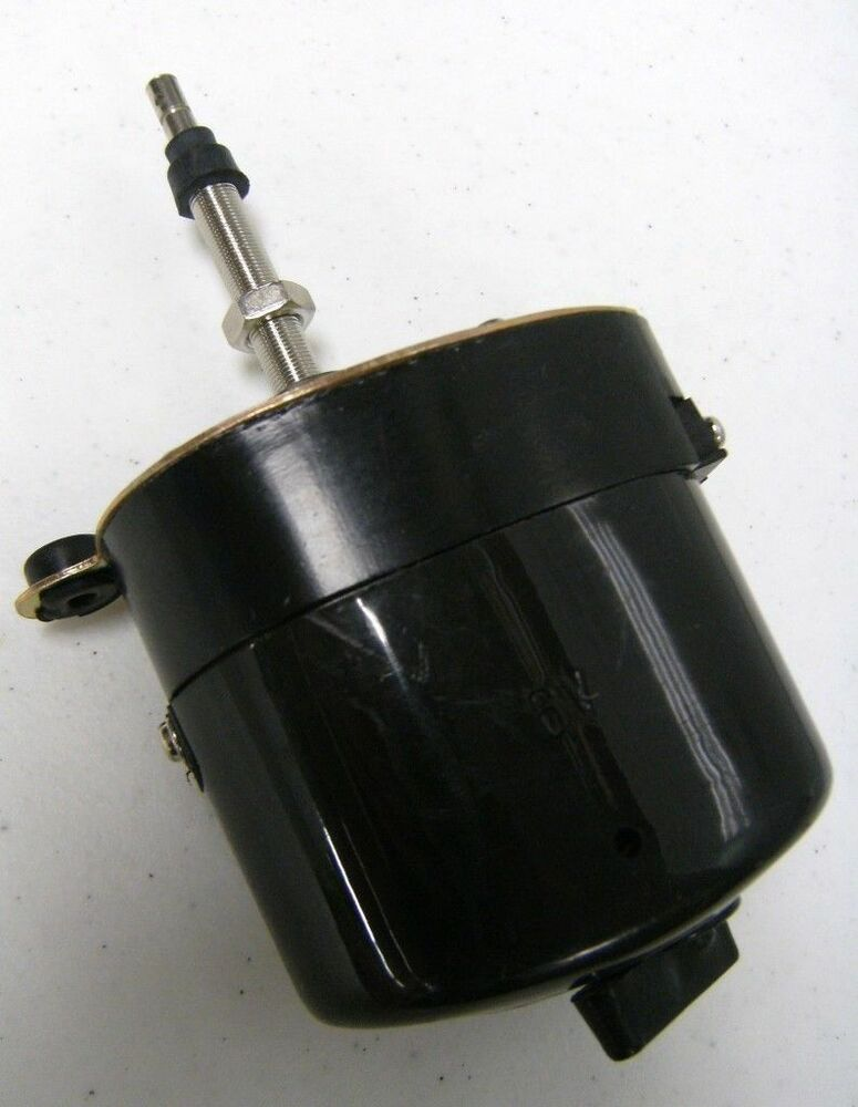 Wiper Motor Or The Switch I Would Check At The Motor For Power And