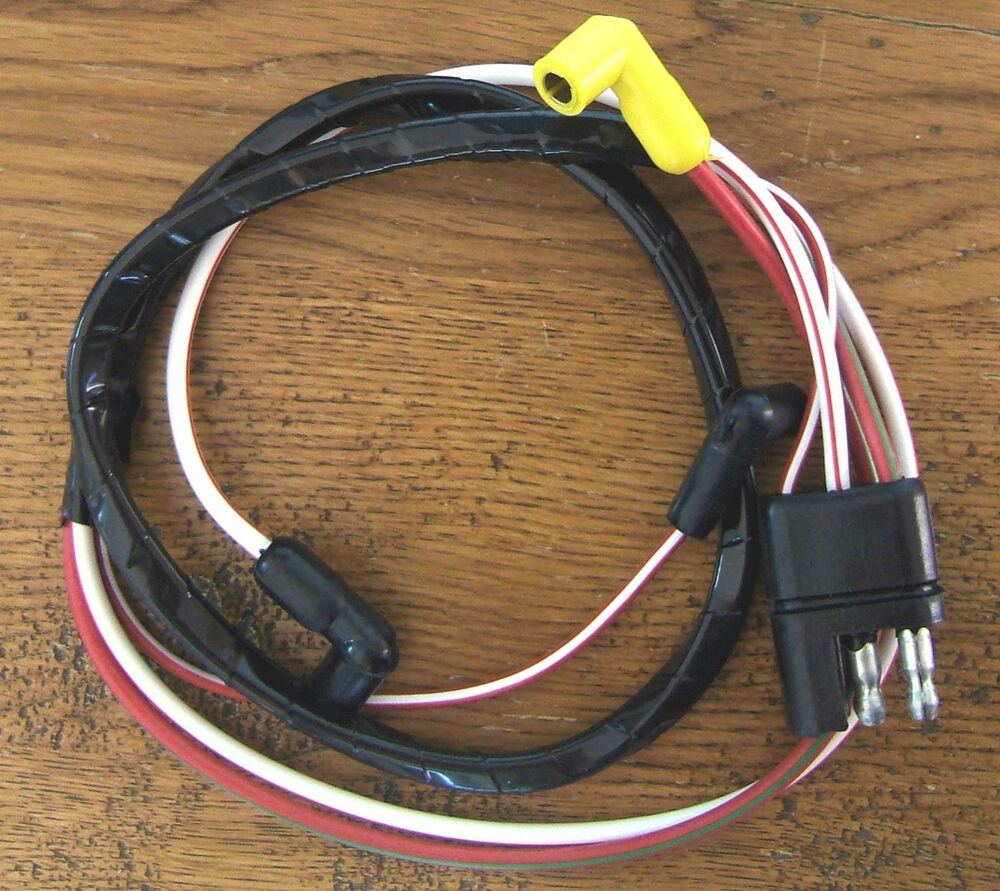 hight resolution of details about c62 1969 1970 ford mercury cougar 351w dash to engine gauge feed wiring harness