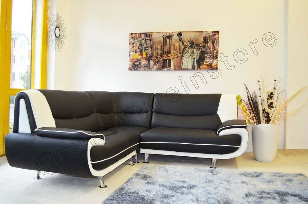 grey leather corner sofa uk covers indian faux passero sofas setttee on sale details about in the