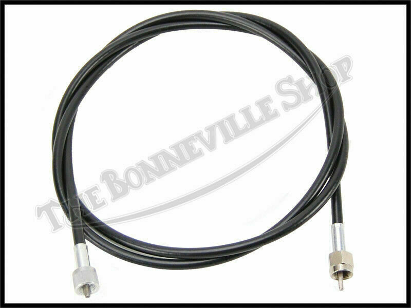 TRIUMPH 750 BONNEVILLE TIGER SPEEDOMETER CABLE 5'9