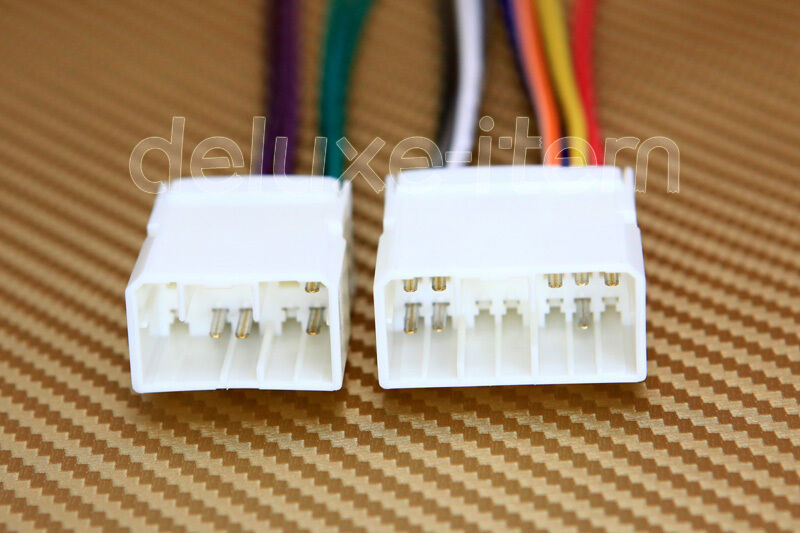 Mazda Protege Radio Wiring All Image About Wiring Diagram And