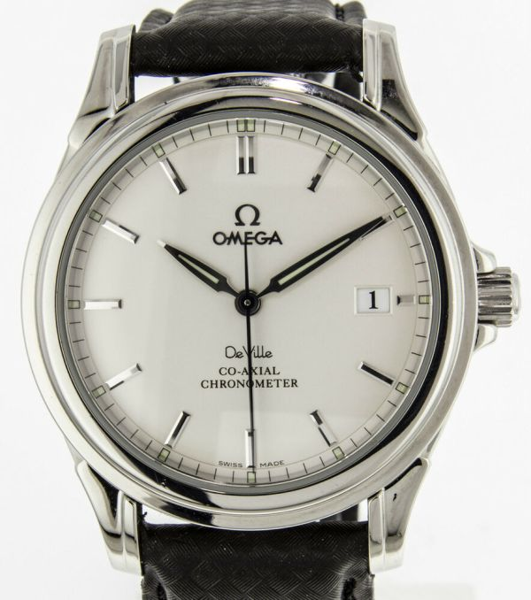 Omega Deville Axial Chronometer