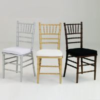 WOOD CHIAVARI CHAIRS - Color Choice - Special Events and ...