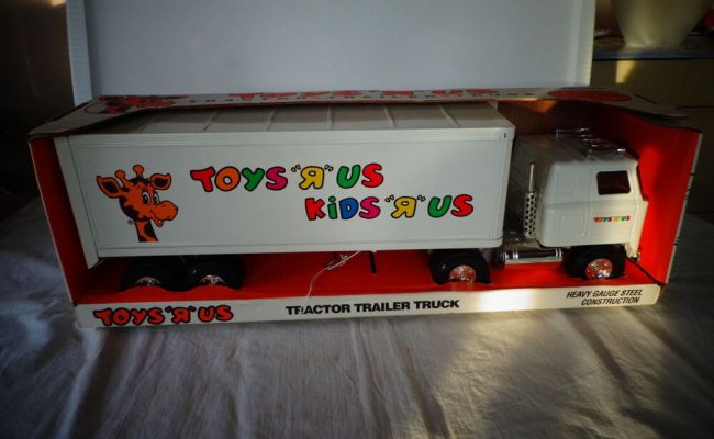 Ertl International Tractor Trailer Truck Toys R Us Kids R